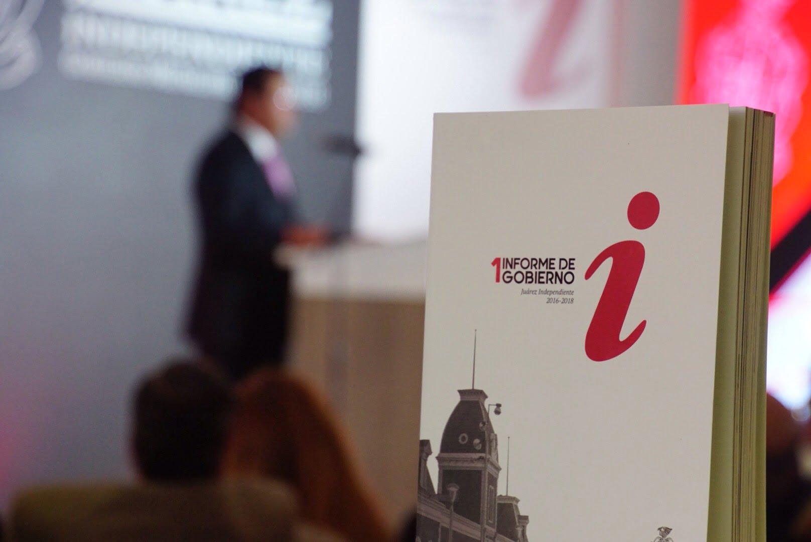 Un año de Armando Cabada: resumen del primer Informe de Gobierno